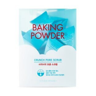 Скраб для очищения пор с содой Etude House Baking Powder Crunch Pore Scrub, 1 шт